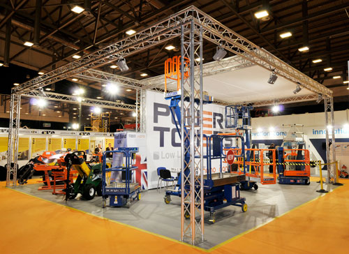 Small Exhibition Stand Hire : Exhibition stands gallery lighting gantry