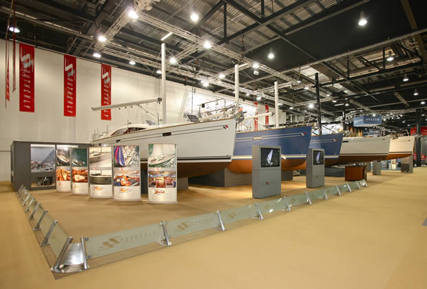 Exhibition Stand Lighting Nz : Exhibition stands gallery lighting gantry