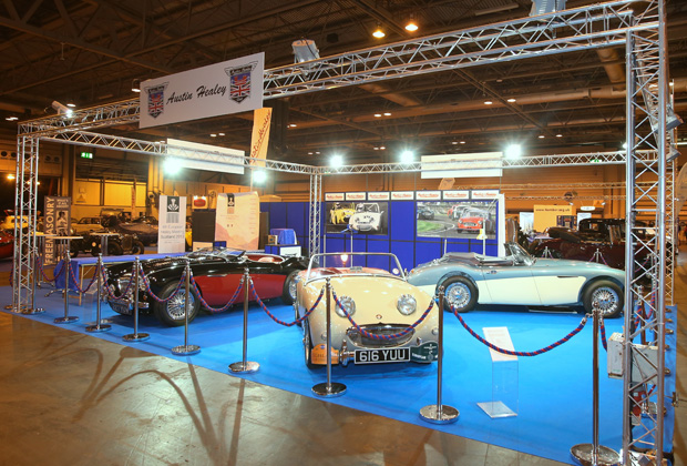 Exhibition Stand Design Northampton : Exhibition stands gallery lighting gantry