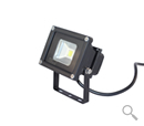 10w led flood lights in black for lighting truss systems