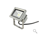 10w led flood lights in grey for lighting truss systems